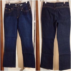 Women's Size 4 Long Rockies Low Rise Jeans